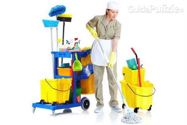 Tecniche per ottimizzare la pulizia del bagno - GuidaPulizie.it