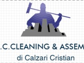 Logo C.C.CLEANING & ASSEMBLY