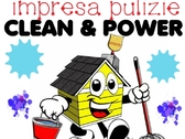 Impresa pulizie CLEAN & POWER